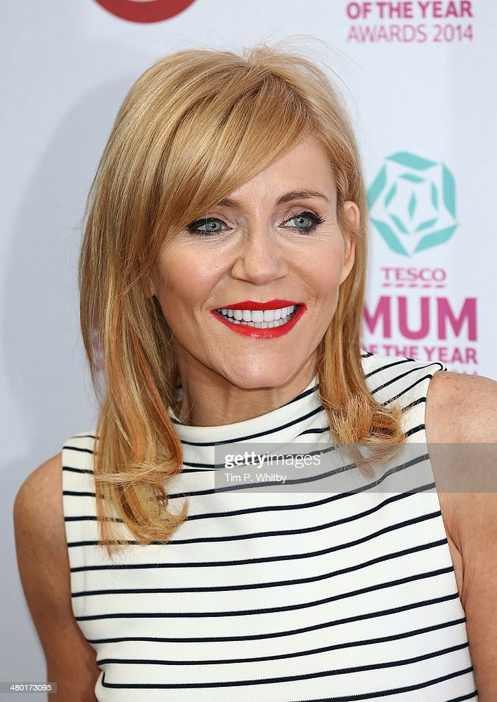 <a gi-track='captionPersonalityLinkClicked' href=/galleries/search?phrase=Michelle+Collins+-+Actress&family=editorial&specificpeople=14833109 ng-click='$event.stopPropagation()'>Michelle Collins</a> attends the Tesco Mum of the Year awards at The Savoy Hotel on March 23, 2014 in London, England.