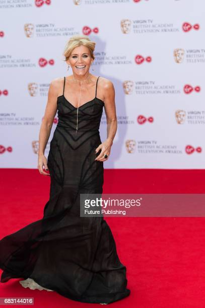 Michelle Collins attends the Virgin TV British Academy Television Awards ceremony at the Royal Festival Hall on May 14 2017 in London United Kingdom...