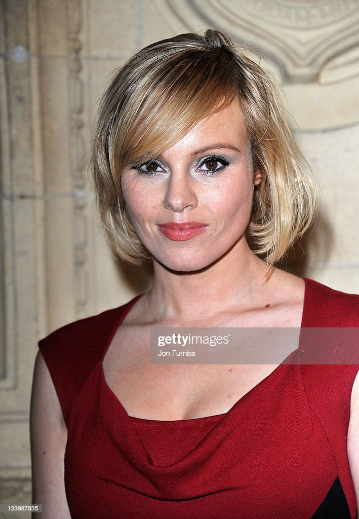 Michelle Dewberry arrives at The Prince's Trust Rock Gala 2011 at Royal Albert Hall on November 23, 2011 in London, England.