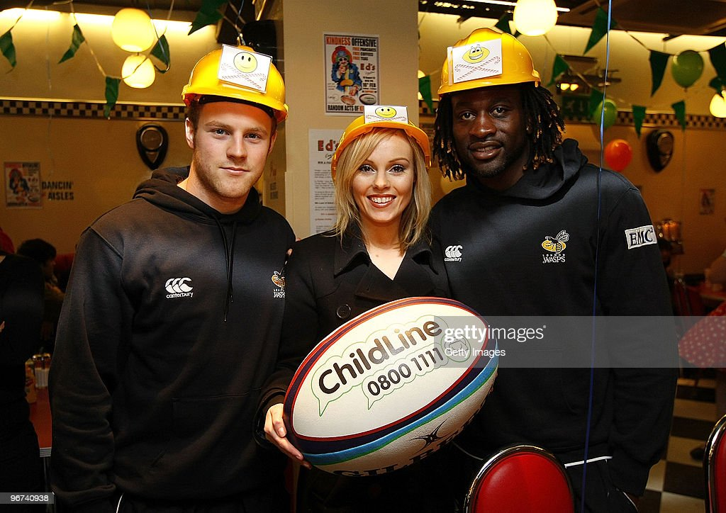 ChildLine/Guinness Premiership Kicking Bullying into Touch Challenge