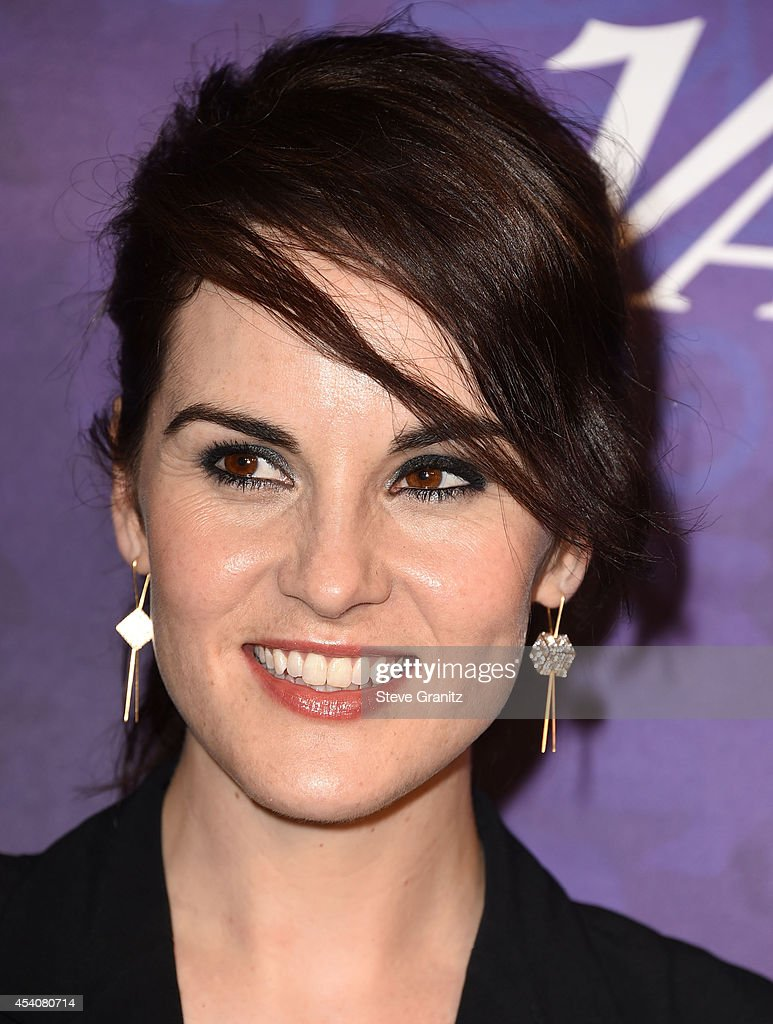 Michelle Dockery arrives at the Variety And Women In Film Annual Pre-Emmy Celebration at Gracias Madre on August 23, 2014 in West Hollywood, California.