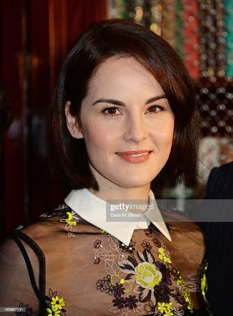 <a gi-track='captionPersonalityLinkClicked' href=/galleries/search?phrase=Michelle+Dockery&family=editorial&specificpeople=4047702 ng-click='$event.stopPropagation()'>Michelle Dockery</a> attends a photocall for 'Non-Stop' at China Tang at The Dorchester on January 30, 2014 in London, England.