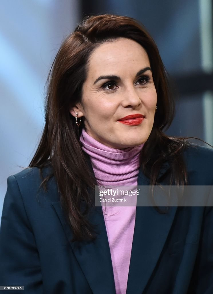 "Build Presents Michelle Dockery Discussing ""Downtown Abbey : The Exhibition"""