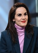 "Build Presents Michelle Dockery Discussing ""Downtown..."