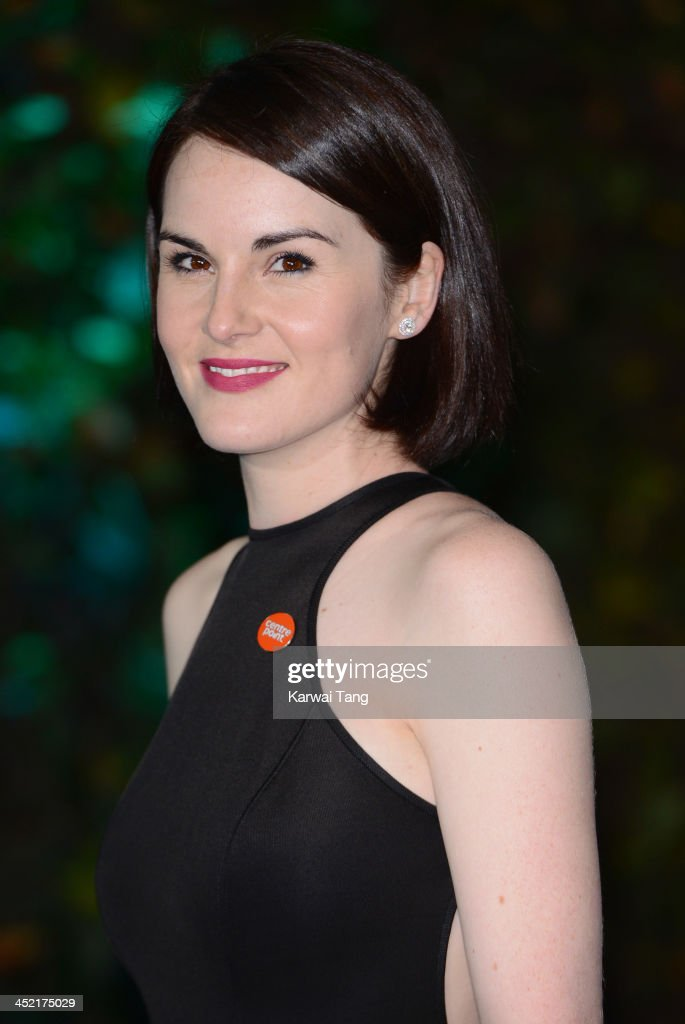 <a gi-track='captionPersonalityLinkClicked' href=/galleries/search?phrase=Michelle+Dockery&family=editorial&specificpeople=4047702 ng-click='$event.stopPropagation()'>Michelle Dockery</a> attends the Winter Whites Gala in aid of Centrepoint at Kensington Palace on November 26, 2013 in London, England.