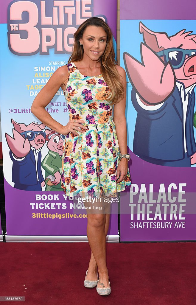 """The Three Little Pigs"" - VIP Performance - Pink Carpet Arrivals"
