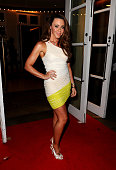 Michelle Heaton attends the Hot Diamonds London Lifestyle Awards at The Hurlingham Club on October 17 2012 in London England