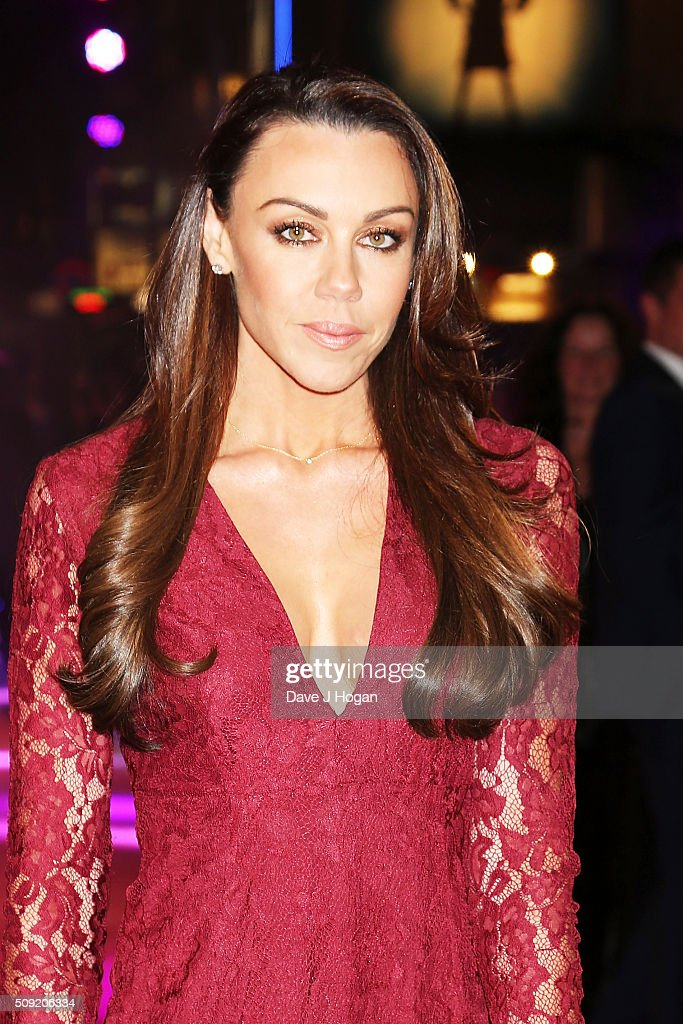 <a gi-track='captionPersonalityLinkClicked' href=/galleries/search?phrase=Michelle+Heaton&family=editorial&specificpeople=202177 ng-click='$event.stopPropagation()'>Michelle Heaton</a> attends the UK Premiere of 'How To Be Single' at Vue West End on February 9, 2016 in London, England.