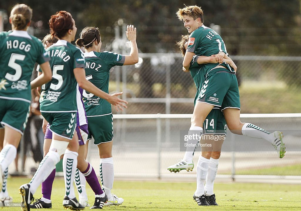 W-League Rd 2 - Canberra v Perth