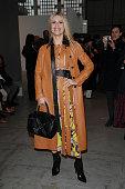 Trussardi - Front Row - Milan Fashion Week Fall/Winter...