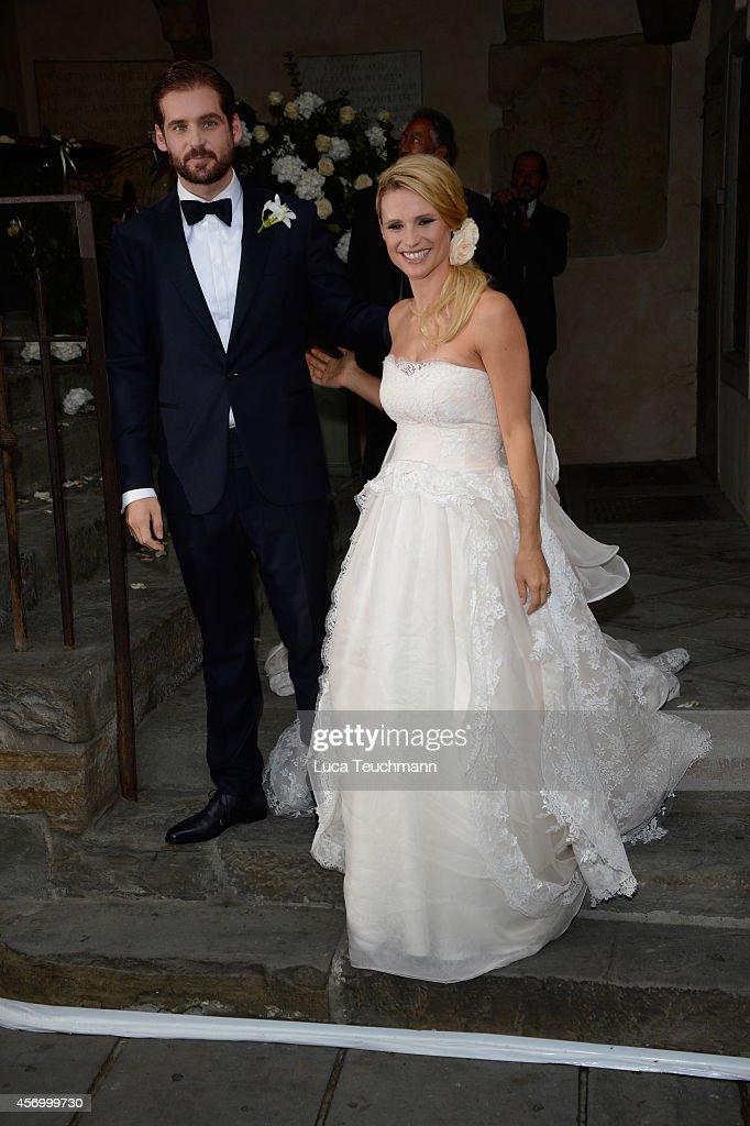 Hunziker trussardi wedding