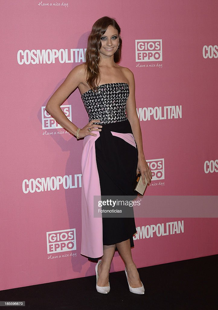 <a gi-track='captionPersonalityLinkClicked' href=/galleries/search?phrase=Michelle+Jenner&family=editorial&specificpeople=4388105 ng-click='$event.stopPropagation()'>Michelle Jenner</a> attends Cosmopolitan Fun Fearless Female Awards 2013 at the Ritz Hotel on October 22, 2013 in Madrid, Spain.