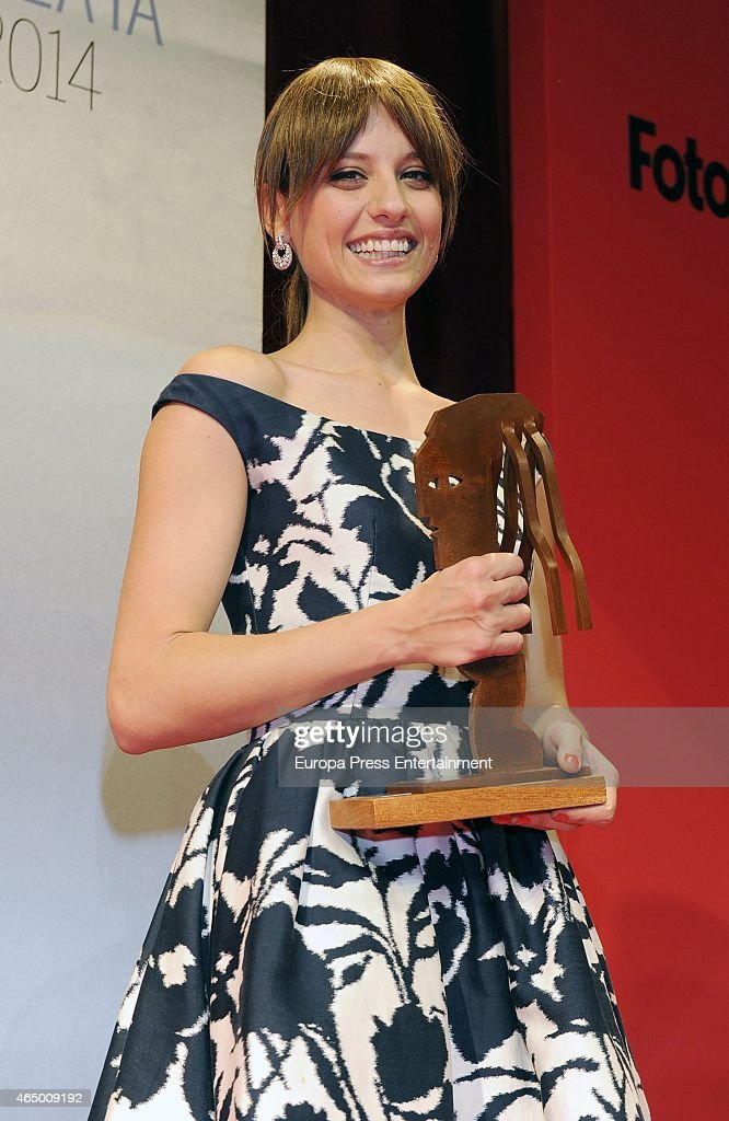 Michelle Jenner attends the 'Fotogramas Awards' 2015 on March 2 2015 in Madrid Spain