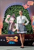 'Tadeo Jones 2. El Secreto Del Rey Midas' Madrid...