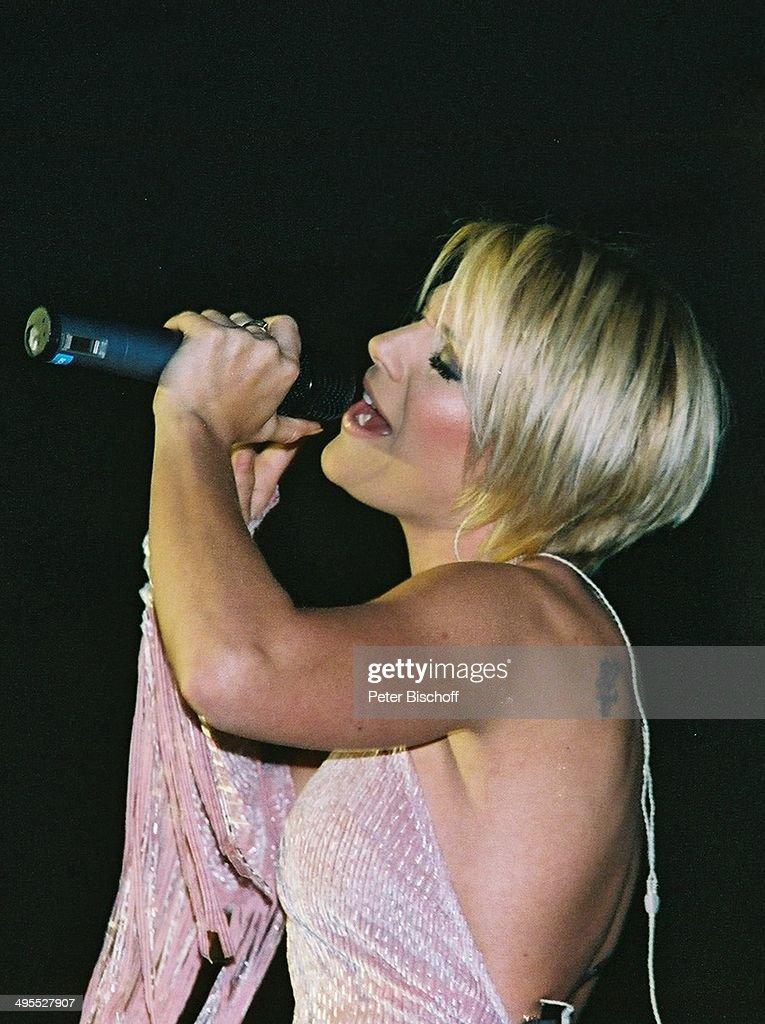 Michelle Konzert während 'Rouge'Tournee am in Karlsruhe Deutschland