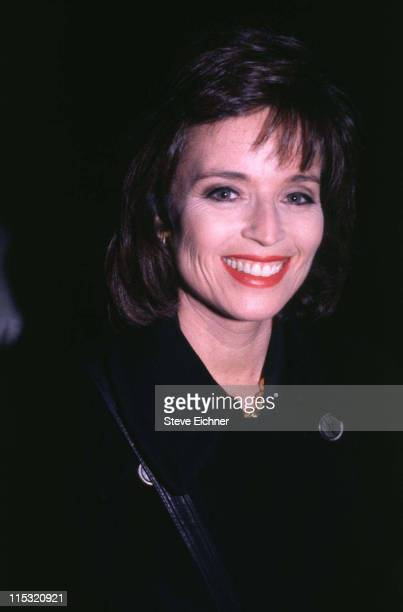 Michelle Marsh CBS News Anchor during Michelle Marsh at Club USA 1995 at Club USA in New York City New York United States