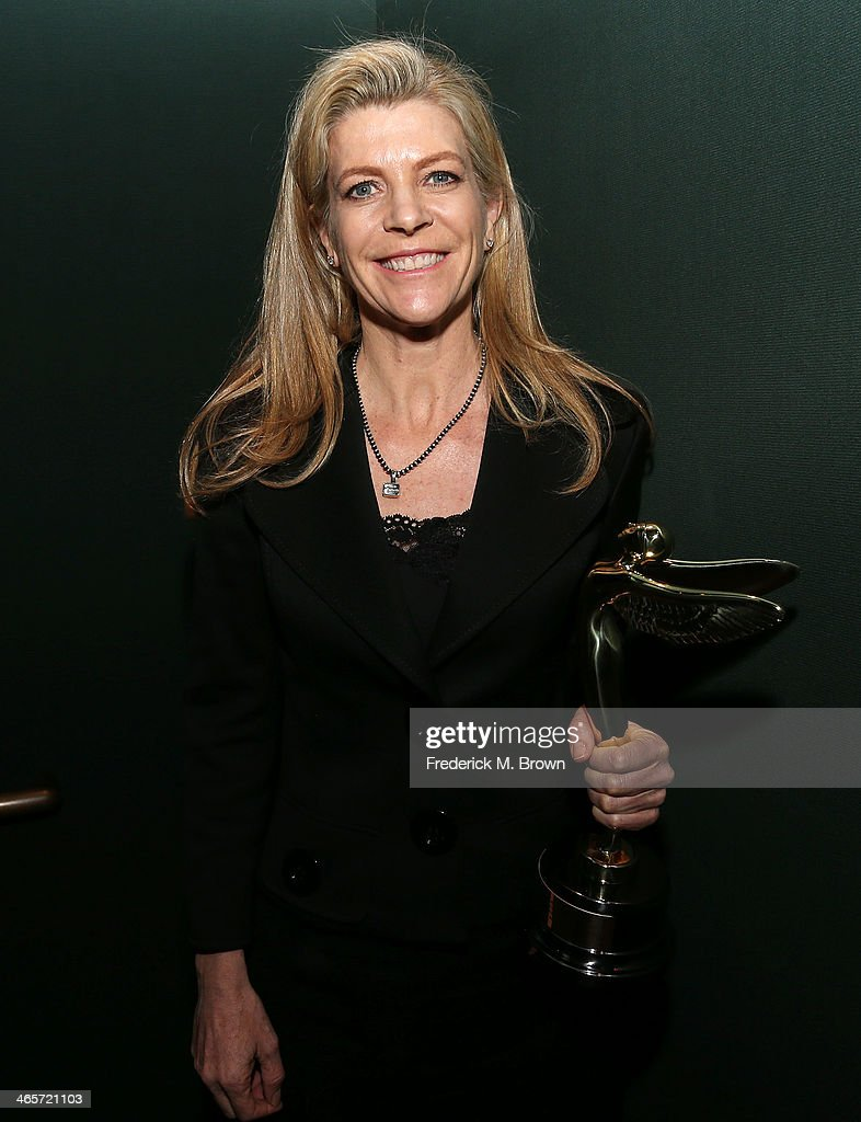 Michelle Mclaren is being honored during the 2014 International 3D and Advanced Imaging Society's Creative Arts Awards at the Steven J. Ross Theatre, Warner Bros. Studios on January 28, 2014 in Burbank, California.