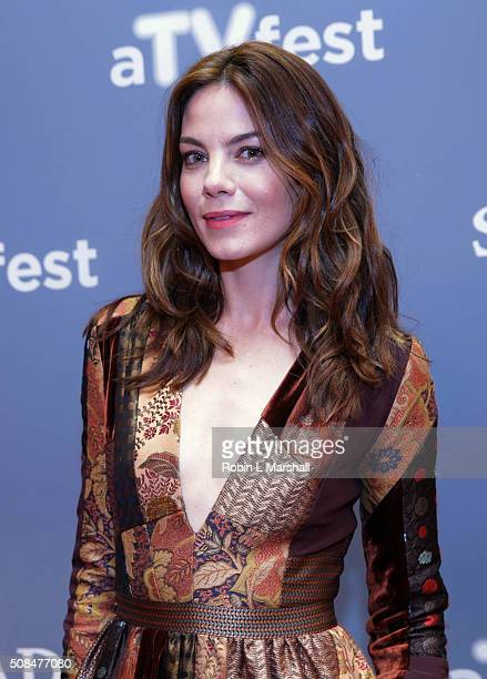 Michelle Monaghan attends aTVfest 2016 on February 4 2016 in Atlanta Georgia