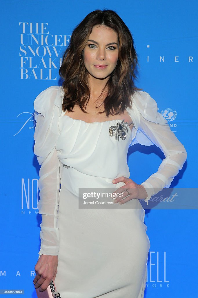 Michelle Monaghan attends the 11th Annual UNICEF Snowflake Ball Honoring Orlando Bloom, Mindy Grossman And Edward G. Lloyd at Cipriani, Wall Street on December 1, 2015 in New York City.