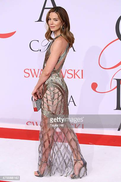 Michelle Monaghan attends the 2015 CFDA Awards at Alice Tully Hall at Lincoln Center on June 1 2015 in New York City