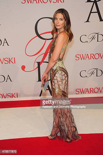 Michelle Monaghan attends the 2015 CFDA Fashion Awards at Alice Tully Hall at Lincoln Center on June 1 2015 in New York City