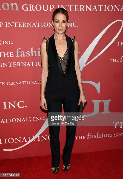 Michelle Monaghan attends the 31st Annual FGI Night of Stars event at Cipriani Wall Street on October 23 2014 in New York City