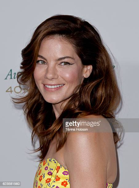 Michelle Monaghan attends the 40th Anniversary of Rolex Awards for Enterprise at Dolby Theatre on November 15 2016 in Hollywood California