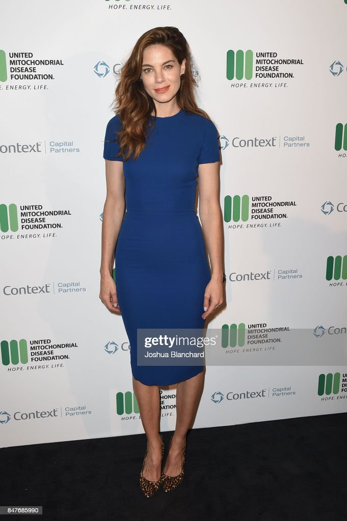 Michelle Monaghan attends the Context Summits Pre-Emmy Charity Mixer Benefiting The United Mitochondrial Disease Foundation (UMDF) at The Edison on September 15, 2017 in Los Angeles, California.