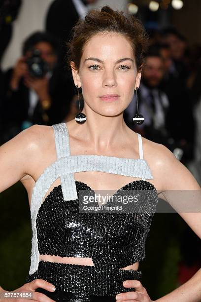Michelle Monaghan attends the 'Manus x Machina Fashion in an Age of Technology' Costume Institute Gala at the Metropolitan Museum of Art on May 2...