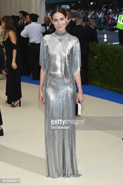 Michelle Monaghan attends the 'Rei Kawakubo/Comme des Garcons Art Of The InBetween' Costume Institute Gala at Metropolitan Museum of Art on May 1...