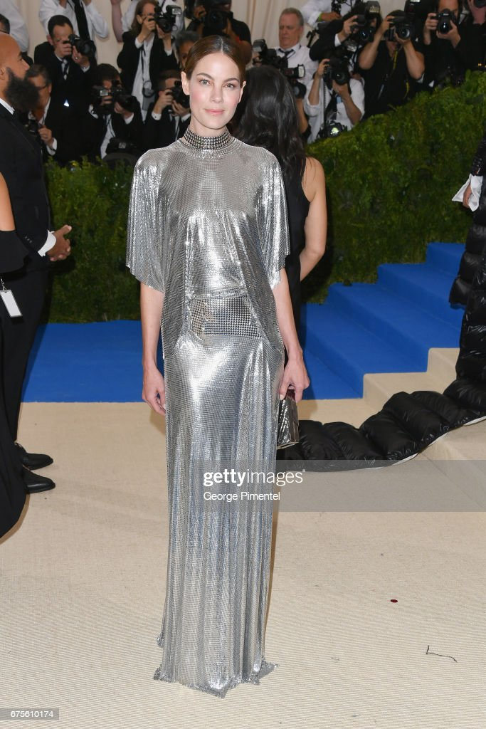 Michelle Monaghan attends the 'Rei Kawakubo/Comme des Garcons: Art Of The In-Between' Costume Institute Gala at Metropolitan Museum of Art on May 1, 2017 in New York City.