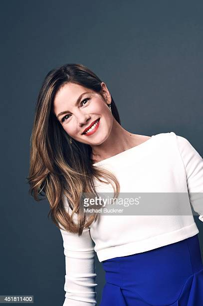 Michelle Monaghan poses for a portrait at the Critics' Choice Awards 2014 on June 19 2014 in Beverly Hills California