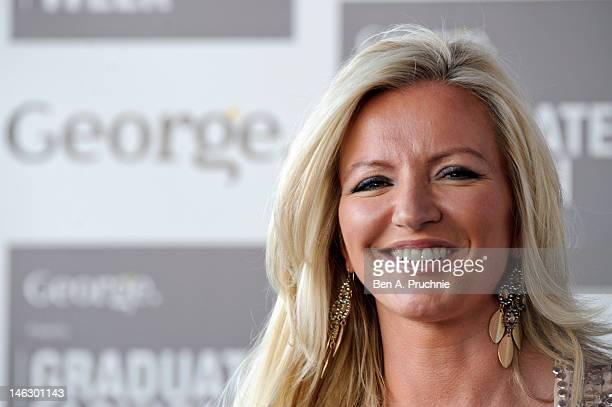 Michelle Mone attends the Graduate Fashion Week 2012 Gala Show at Earls Court 2 on June 13 2012 in London England