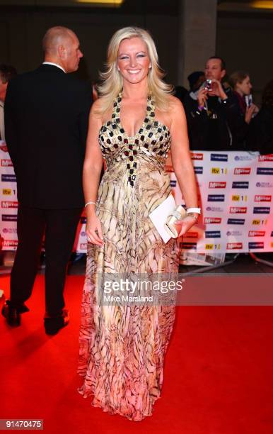 Michelle Mone attends the Pride Of Britain Awards at Grosvenor House on October 5 2009 in London England