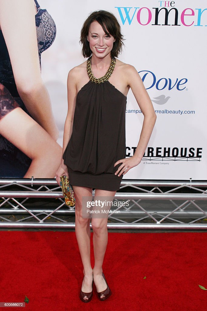 Michelle Page attends Los Angeles Premiere of THE WOMEN at Mann's Village Theatre on September 4, 2008 in Westwood, CA.