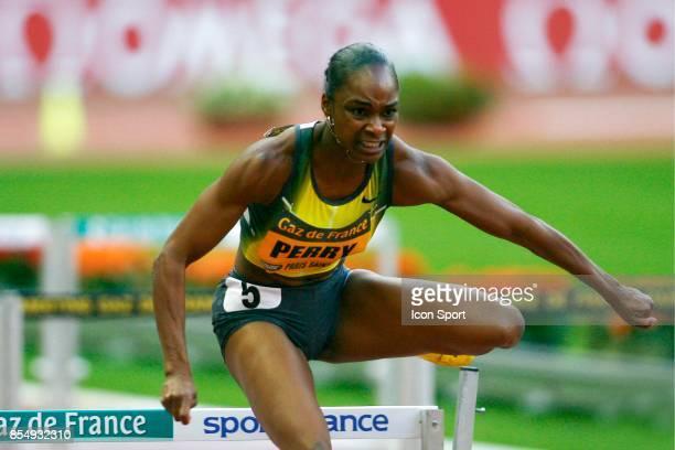 Michelle PERRY 100m Haies Meeting Gaz de France Paris SaintDenis au stade de France