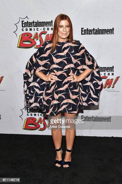 Michelle Pesce at Entertainment Weekly's annual ComicCon party in celebration of ComicCon 2017 at Float at Hard Rock Hotel San Diego on July 22 2017...