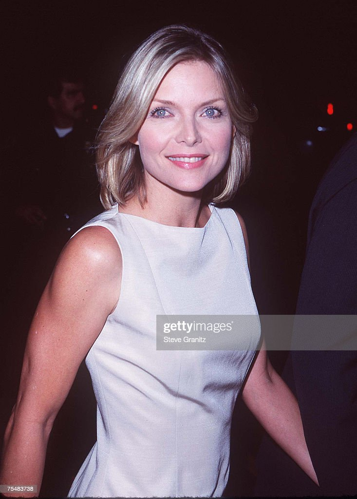 Michelle Pfeiffer at the The Academy in Beverly Hills, California