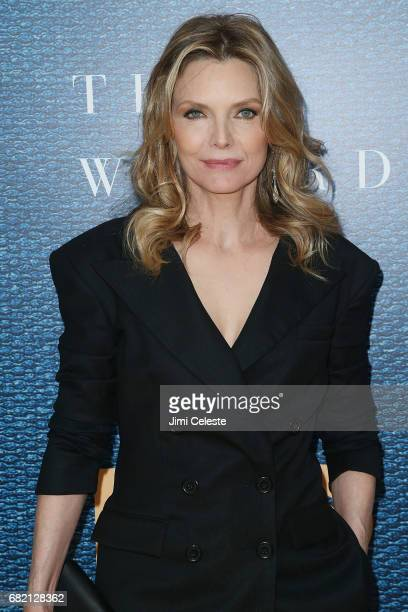 Michelle Pfeiffer attends 'The Wizard Of Lies' New York Premiere at The Museum of Modern Art on May 11 2017 in New York City