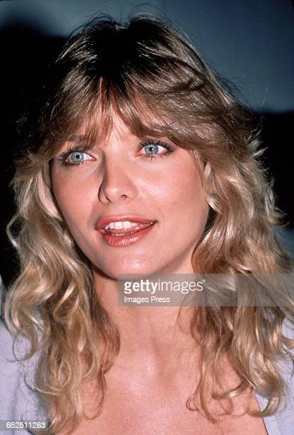 Michelle Pfeiffer circa 1982 in New York City
