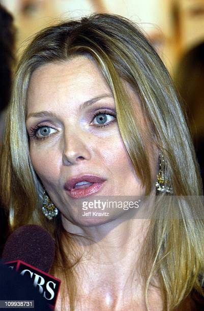 Michelle Pfeiffer during White Oleander Premiere at Mann Chinese Theater in Hollywood California United States