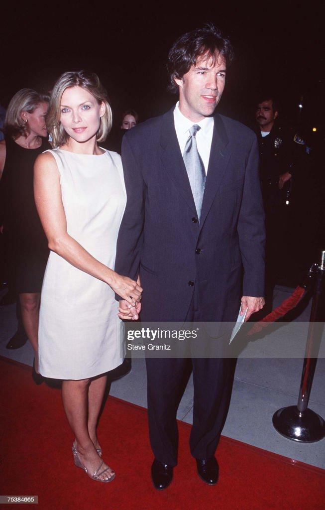 Michelle Pfeiffer & Husband David E. Kelley
