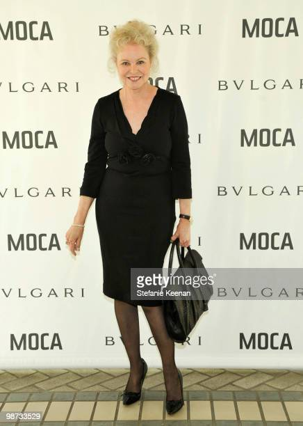 Michelle Phillips attends 6th MOCA Award honoring Distinguished Women in the Arts presented by BVLGARI at the Four Seasons Beverly Hills on April 28...