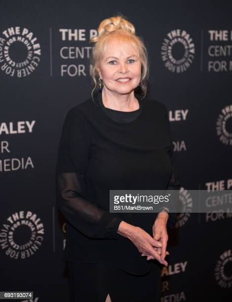 Michelle Phillips attends All You Need Is The Summer Of Love performance and discussion at The Paley Center for Media on June 6 2017 in New York City