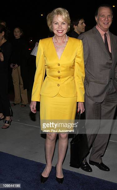 Michelle Phillips during HP and The Hollywood Reporter Celebrate 'The Future Through TV Film' Arrivals at Astra West in West Hollywood California...