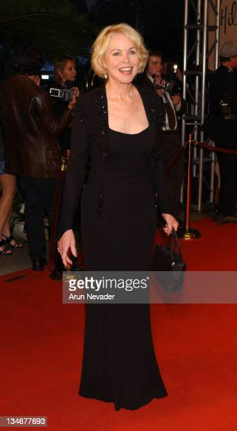 Michelle Phillips during The 12th Annual Night of 100 Stars Gala at Beverly Hills Hotel in Beverly Hills California United States