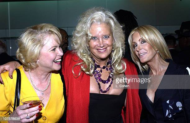 Michelle Phillips Sally Kirkland and Joan Van Ark