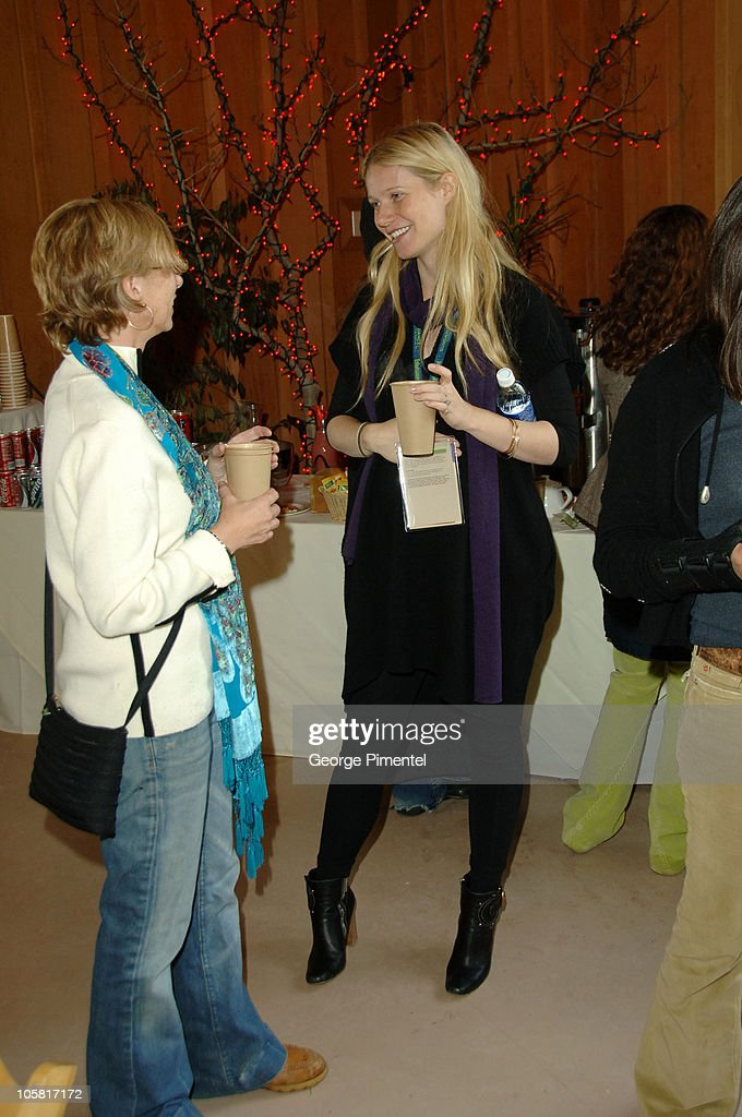 Michelle Satter and Gwyneth Paltrow Exclusive Coverage