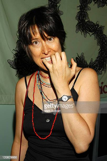 Michelle Shocked during Party and Premiere of 'MC5 A True Testimonial' at ArcLight Cinemas in Hollywood California United States