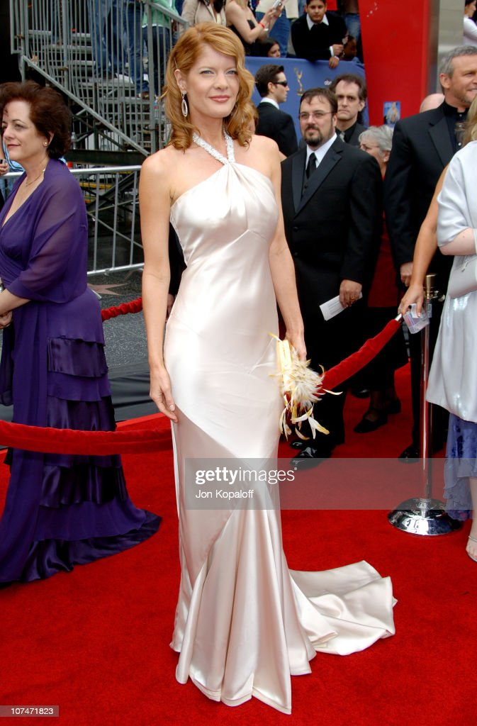 Michelle Stafford during 33rd Annual Daytime Emmy Awards Arrivals at Kodak Theater in Hollywood California United States